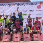 Un títol i dos segons llocs, el balanç taradellenc a la Copa Osona 2019 de trial