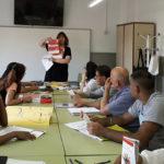 Finalitza el curs de català a Taradell amb la participació de 35 persones nouvingudes
