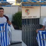 La UD Taradell anuncia més fitxatges per al primer equip