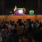 L'Escola bressol La Xarranca tanca el curs amb un espectacle d'El Pot Petit