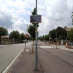 El radar pedagògic mòbil es trasllada a la Ronda dels Vilademany