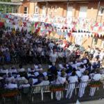 Ple a la residència amb el concert de festa major de la Coral Vilademany