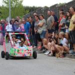 Un total de 13 participants a la 4a baixada de carretons de Festa Major de Taradell