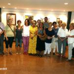 S'inaugura l'exposició de Festa Major dels artistes taradellencs