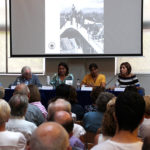 Laia Miralpeix recull en un llibre la reconversió de can Costa i Font de fàbrica tèxtil a centre cultural