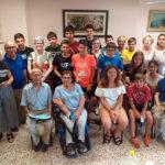 Els joves del Puntal i la gent gran del Casal de jubilats de Taradell col·laboren en dues accions