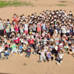 Els alumnes del Col·legi Sant Genís i Santa Agnès es van unir per la lluita contra el canvi climàtic