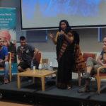 """Indira Ranamagar, activista nepalesa, a la Biblioteca de Taradell: """"El poder el té la gent, no els diners"""""""