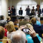 Taradell celebra el primer acte institucional el mateix dia de la Diada Nacional de Catalunya