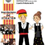 L'Esbart Sant Genís té obertes les inscripcions per a nous dansaires