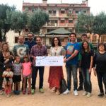 L'Envelat 2019 augmenta la dotació i dona 2.500 euros a la campanya Arnau 97
