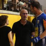 """Ferran Moreno, entrenador del CP Taradell: """"No ens conformem només en mantenir la categoria i volem apuntar més amunt"""""""