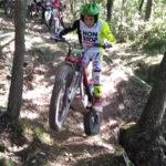 Jordi Povedano és segon a la sisena prova del campionat COTA de trial en categoria sub-16