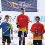 Jordi Tulleuda revalida el títol de campió de la Copa d'Espanya de trial, ara en categoria infantil