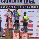Jordi Tulleuda finalitza segon a la Copa Catalana de bicitrial 2019