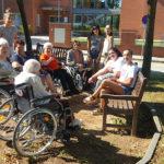 Agraïment als voluntaris de la Fundació Vilademany