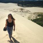 Aida Font, una taradellenca a Nova Zelanda