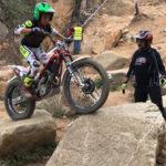 Jordi Povedano guanya l'última prova del campionat de trial social Costa Brava 2019