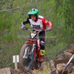 Jordi Povedano és segon al trial COTA de Moià