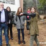 El Conseller d'Educació Josep Bargalló visita Taradell i alguns equipaments educatius