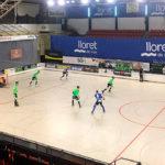 El CP Taradell es retroba amb la victòria a Lloret per 3 gols a 4