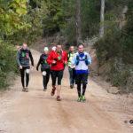 La caminada Rupit-Taradell compleix 40 edicions amb més d'un miler de participants
