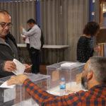 Primeres dades de participació a Taradell amb un 16,57% que ja han votat a les eleccions espanyoles del 10N