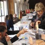 A la una del migdia ja han votat 1.541 taradellencs a les eleccions espanyoles del 10 de novembre de 2019
