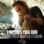 La taradellenca Laura Bruy, candidata a millor maquillatge als Premios Goya 2020