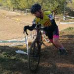 Marc Clapés continua imparable i guanya el ciclocròs de Manresa