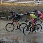 Marc Clapés continua imparable i guanya a Santa Coloma de Farners una nova prova de la Copa catalana de ciclocròs