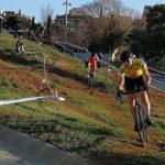 Marc Clapés guanya a Sant Joan Despí i ja és campió de la Copa catalana de ciclocròs en categoria màster 40