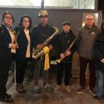 L'alcaldessa de Taradell visita Carme Forcadell a la presó de Mas d'Enric