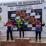 Arnau Lledó guanya Ponts la primera cursa del Campionat de Catalunya de motocròs 2020