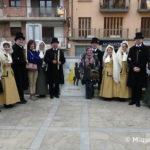 S'inaugura un monòlit dedicat al Ball del Ciri amb motiu de la Festa Major d'hivern de Taradell