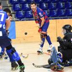 Un combatiu CP Taradell no pot donar la sorpresa al Palau Blaugrana (5-0)