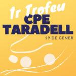 Taradell acull diumenge la 1a edició del Trofeu de patinatge del CPE Taradell