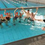 18 persones majors de 60 anys van participar al curs d'aiguagim de Taradell