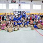 74 patinadores prenen part en el 1r Trofeu de patinatge del Club Parc d'Esports de Taradell