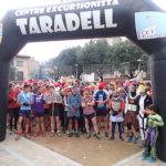 156 participants tanquen el 2019 amb la 10a Sant Silvestre de Taradell