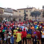 La Cursa Sant Silvestre arriba a l'11a edició per acomiadar l'any 2020 a Taradell