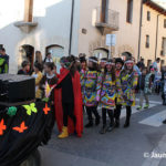 El Carnaval infantil escalfa els motors a Taradell amb una participativa rua