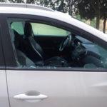 Preocupació a Taradell pels incidents amb trencament de vidres en cotxes