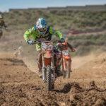 Arnau Lledó només coneix el triomf i guanya la tercera prova del Campionat de Catalunya de motocròs 2020