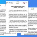 L'Ajuntament de Taradell se suma al manifest unitari del municipalisme català per demanar el confinament total