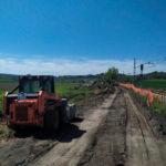 Adif inicia les obres per fer una subestació elèctrica als terrenys de l'antic baixador de Mont-rodon
