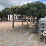 L'Ajuntament de Taradell permetrà ampliar terrasses, però prioritzant el pas segur de vianants