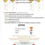 La Festa Major de La Roca 2020 presenta un cartell reduït amb sopar, concurs de dibuix i una caminada