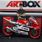 Blai Trias fitxa per Artbox i disputarà el Campionat europeu FIM Cev Repsol