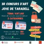 Convocat el 3r Concurs d'art jove de Taradell centrat en els viatges